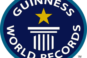 The logo of Guinness World Records