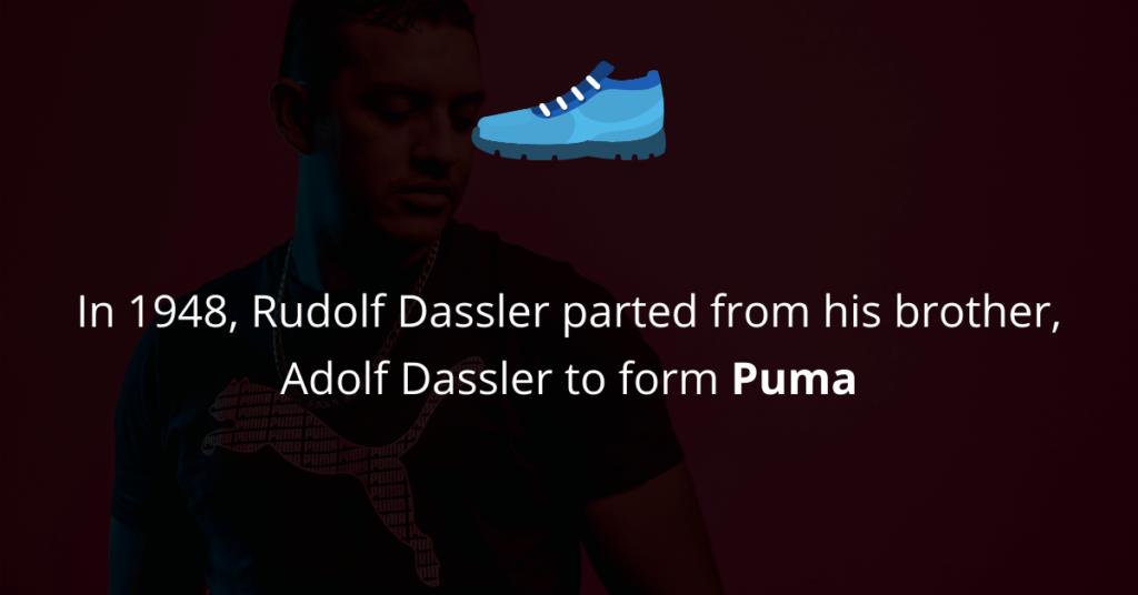 The birth of Puma