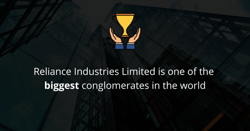 Success of Reliance Industries