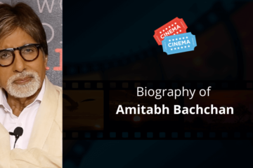 Biography of Amitabh Bachchan