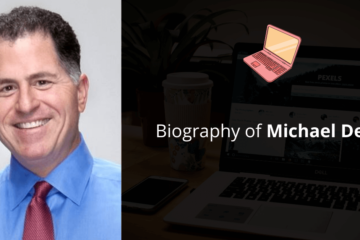 Biography of Michael Dell