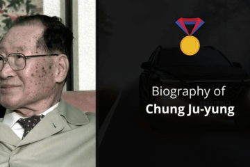 Biography of Chung Ju-yung