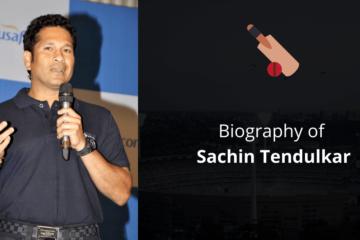Biography of Sachin Tendulkar