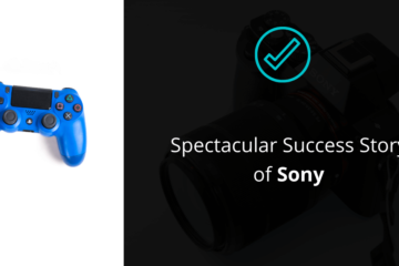 Success Story of Sony