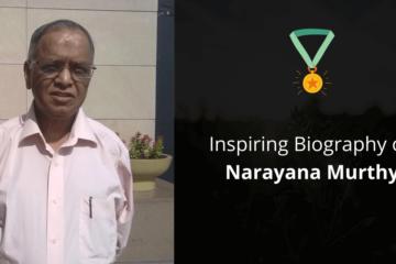 Biography of Narayana Murthy