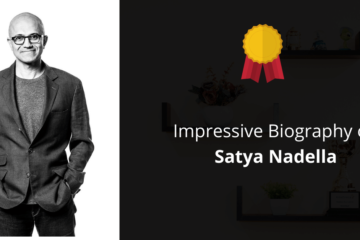 Biography of Satya Nadella