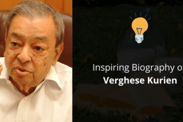 Biography of Verghese Kurien