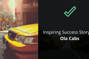 Success Story of Ola Cabs