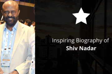 Biography of Shiv Nadar