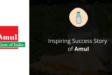 Success Story of Amul