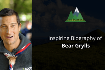 Biography of Bear Grylls