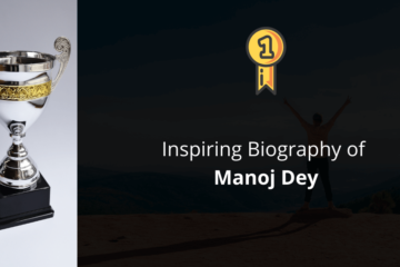 Biography of Manoj Dey