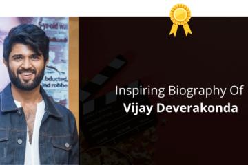Biography Of Vijay Deverakonda
