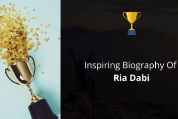 Biography Of Ria Dabi